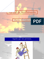 Manual de Acolhimento