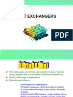 Heat Ex Changers
