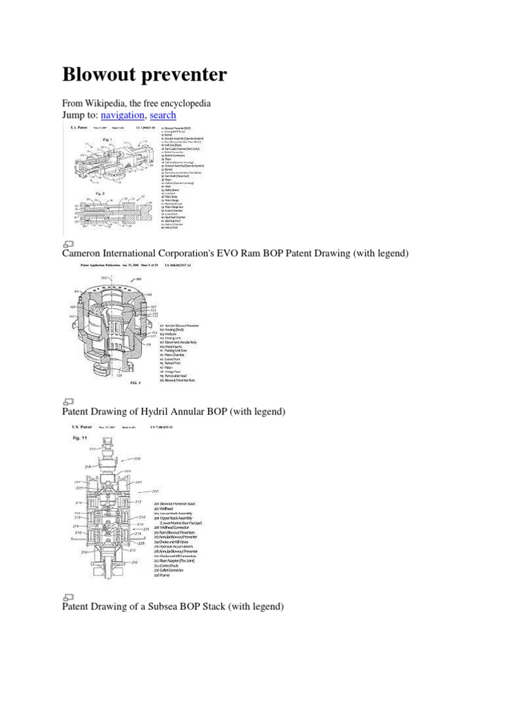 b o p   Blowout (Well Drilling)   Geotechnical Engineering