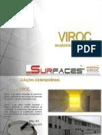 VIROC Apresentacao -SUSTENTABILIDADE-2011