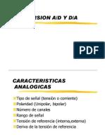 ADC y DACs para CAD