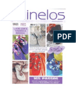 Revista Decoracion Chinelos Sandalias