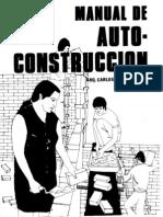 Manual de Auto-Construccion Mexico 1995