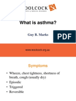 What is Asthma (Dr. Guy Marks)