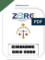 Zimbabwe Grid Code