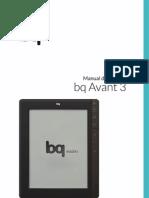 Manual Del Usuario-Avant 3