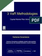 3var Methods