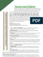 Newsletter Mar 23rd