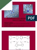 Tema 2 heterociclos pentatómicos
