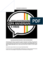 Copa Aniversario V