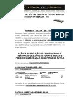 AÇÃO DANOS MORAIS MARCELO X MEUTABLET