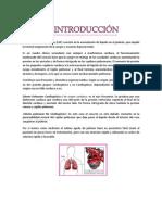 Proceso Enfermero Edema Agudo de Pulmon