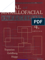 Oral and Maxillofacial Infections 4th Ed - Topazian
