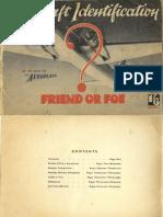 Aircraft Identification UK-1940