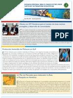 Boletin No. 4.  Programa Regional de USAID para el Manejo de Recursos Acuaticos y Alternativas Economicas.