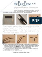 PDF Little Bug Bows