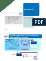 GF TechDoc-Lab Water DI