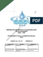 Pli - Pr - 03 Procedimiento Para La Admin is Trac Ion Del Sigvi 22-11-2010 Libre