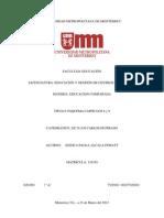 Educacion Comparada Cap. 8 y 9