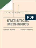 Mechanics. Kerson Huang