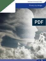 Privacy by Design Report v2