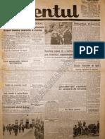 Ziarul Curentul #5290, Vineri 6 Noiembrie 1942