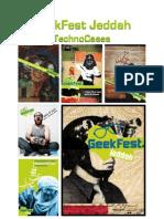 Being a TechnoCase for GeekFest Jeddah β