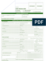 Current Application Form Mutual Funds