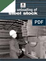 Safe Unloading of Steel Stock-01