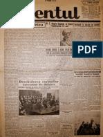 Ziarul Curentul #5296, Joi 12 Noiembrie 1942