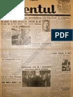 Ziarul Curentul #5317, Joi 3 Decembrie 1942