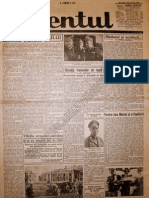 Ziarul Curentul #5319 Sambata 5 Decembrie 1942