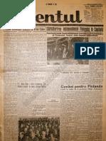 Ziarul Curentul #5322 Marti 8 Decembrie 1942