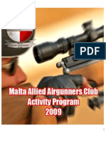 MAAC Program of Events 2009_Final