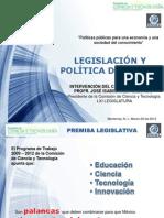 Políticas Públicas - Sociedad del Conocimeinto