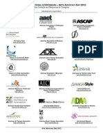 National Cosponsor Directory 2012