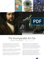 TEFAF 2012 Brochure