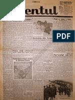 Ziarul Curentul #5326 Sambata 12 Decembrie 1942