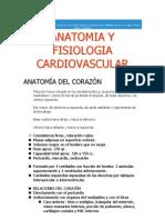Anatomia y Fisiologia Cardio Respiratoria