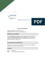 Curriculum Ingeniero Industrial 7