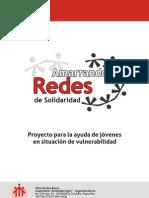 Proyecto Amarrando Redes para la ayuda de jóvenes en situación de vulnerabilidad