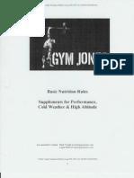GJ Nutrition