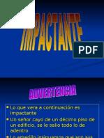 Impact Ante
