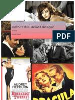 Histoire du Cinéma Classique