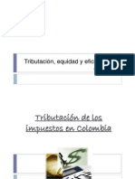 Tributacion en Colombia