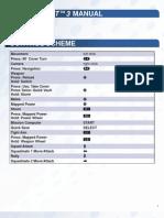 Mass Effect 3 PS3 Manual