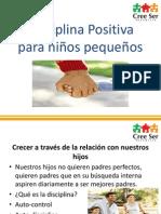 presentación taller disicplina niños 1