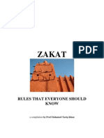 The Fiqh of Zakat