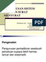 Bab 3 Sistem Fail & Surat-Menyurat