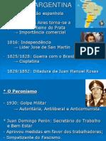 Aula 16 - Argentina
